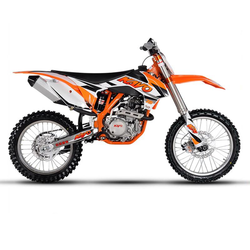 Assassin Kayo K6 Dirt Bike EFI 250CC 4 STROKE RACE SPEC FUEL INJECTED 18'' REAR