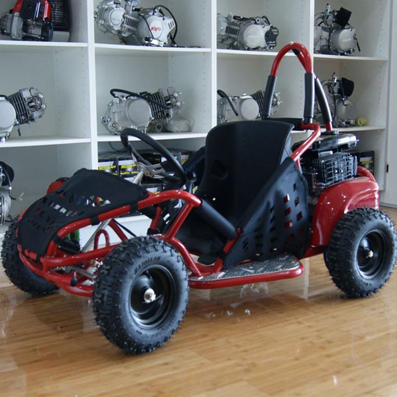 ASSASSIN USA 80CC OHV 4 STROKE KIDS BUGGIE GO KART BIKE ATV DIRT BUGGY