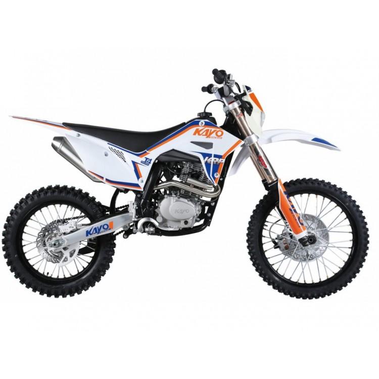 Assassin Kayo T4 Dirt Bike 250CC 4 STROKE RACE SPEC